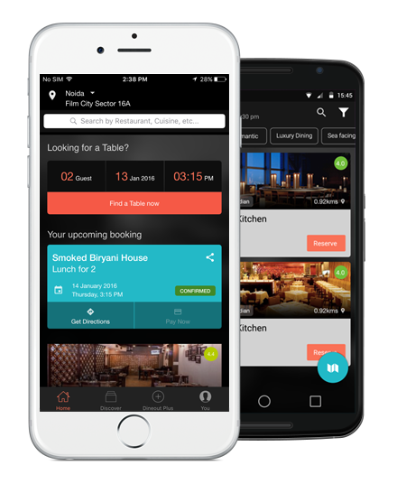 Download Dineout App