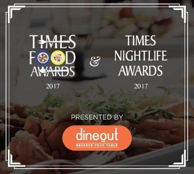 Times Food Awards 2017