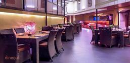 JAL - Z Luxury Residences restaurant