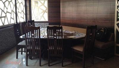 7 Seas Wine N Dine - Hotel Sheetal Palace