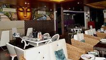 Sarvam Safari restaurant
