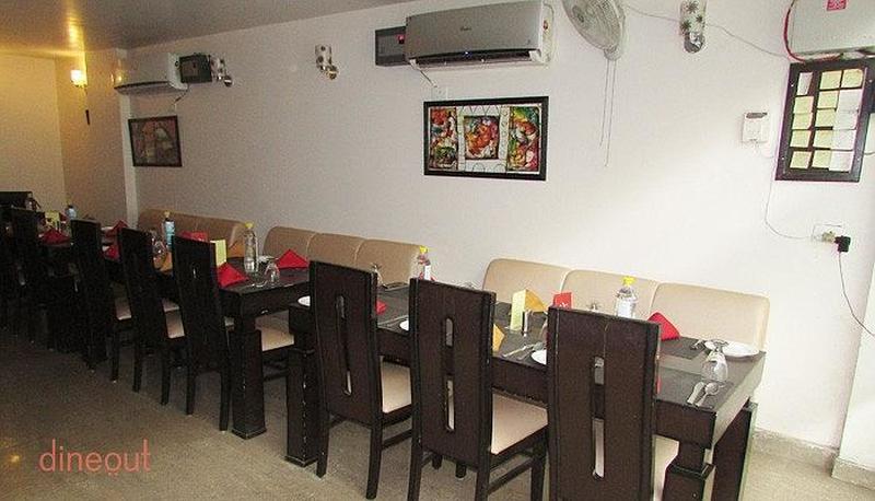 1 - The Restaurant Indirapuram