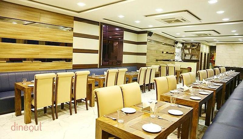 Clay 1 Grill Kirti Nagar