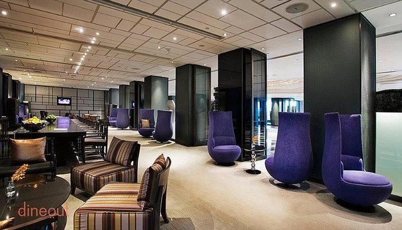 The Lounge - Hyatt Regency NH 8