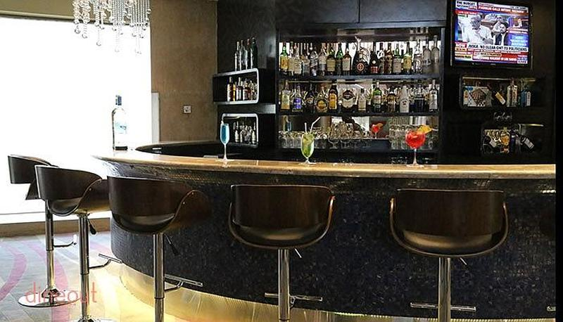 Big Shot Bar-Country Inn & Suites by Carlson Udyog Vihar