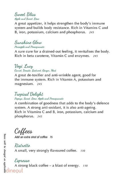 Cafe Turtle Menu 9