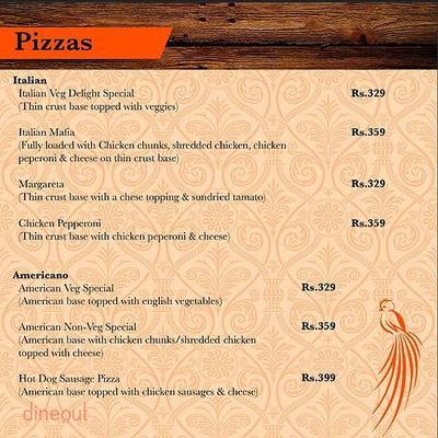 Quetzal Cafe Menu 5