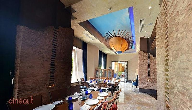 The Great Kabab Factory - Radisson Blu Plaza Delhi Mahipalpur