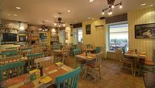 Yellow Brick Road - Vivanta By Taj Ambassador restaurant