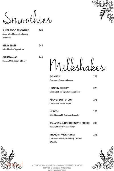 Pamphilos Kitchen & Bar Menu 6