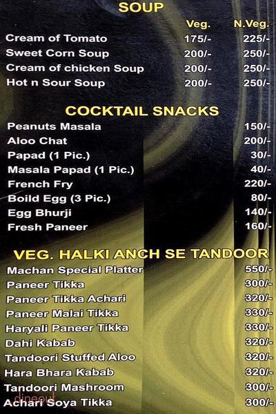 Wangchuk's Ladakhi Kitchen Menu 6