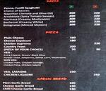 Smunch - Diner & Cafe Menu