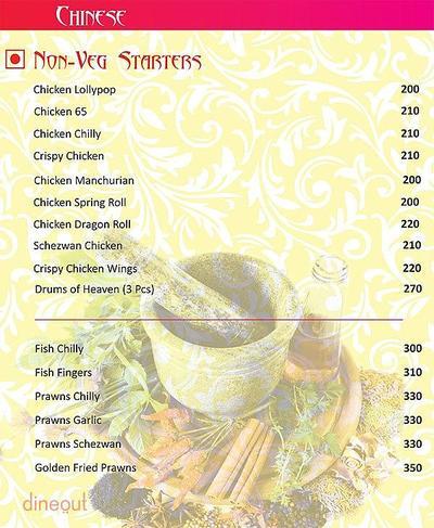 Herb n Spice Menu 15