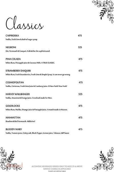 Pamphilos Kitchen & Bar Menu 14