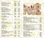 Raviraj Restaurant Menu
