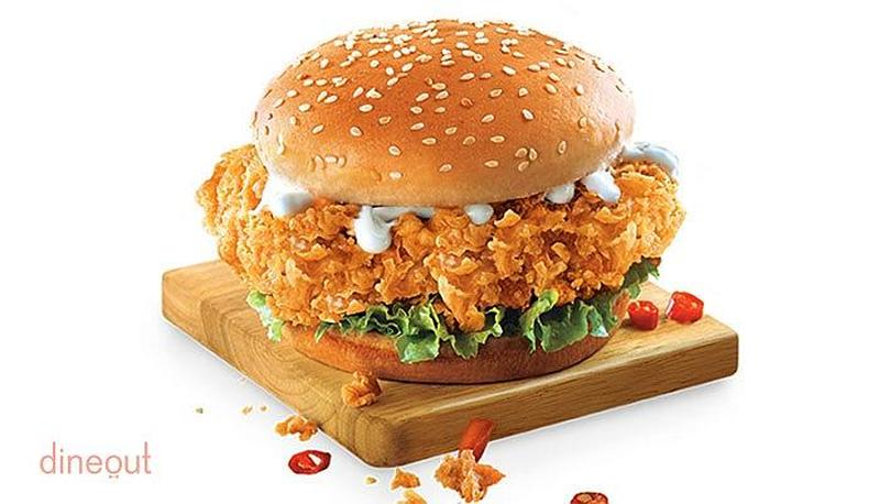 KFC Pitampura