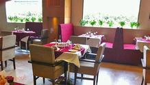 The Golden Dragon restaurant