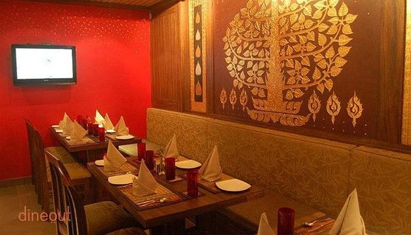 Bawarchi Indian Restaurant DLF Golf Course Road