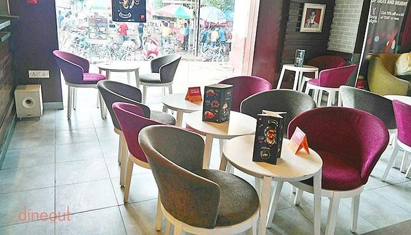 Cafe Coffee Day Rajouri Garden
