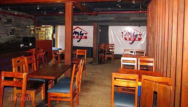 My Bar Cafe Greater Kailash - 1