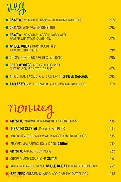 Chew- Pan Asian Cafe Menu 10