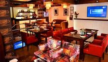 Uber Lounge restaurant