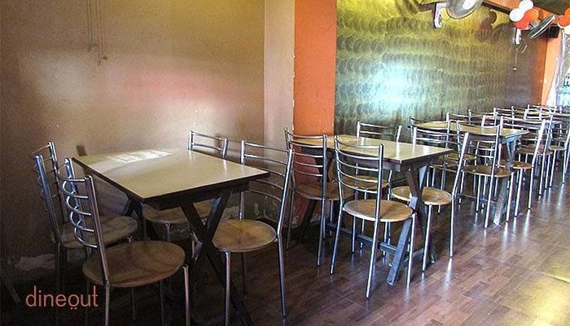 Rock N Wood Cafe Vijay Nagar