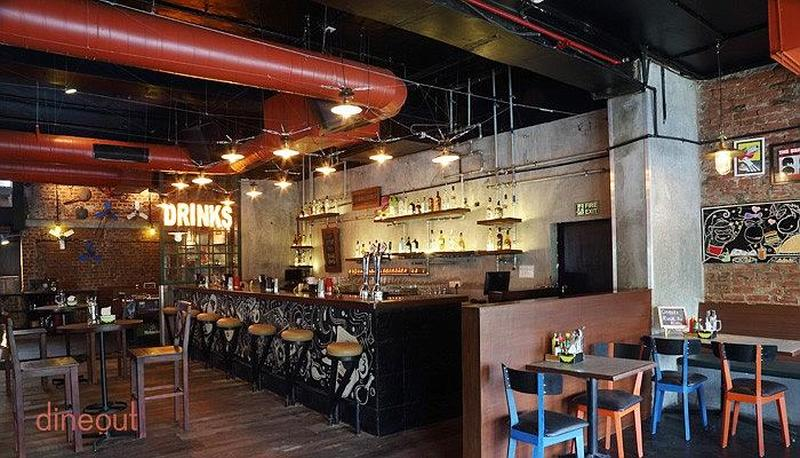 Monkey Bar Connaught Place