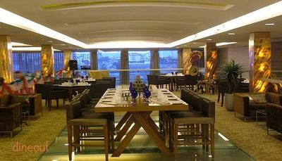 The Bridge - Radisson Blu Hotel Pune