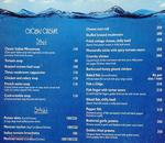 New Sarovar Restaurant Menu