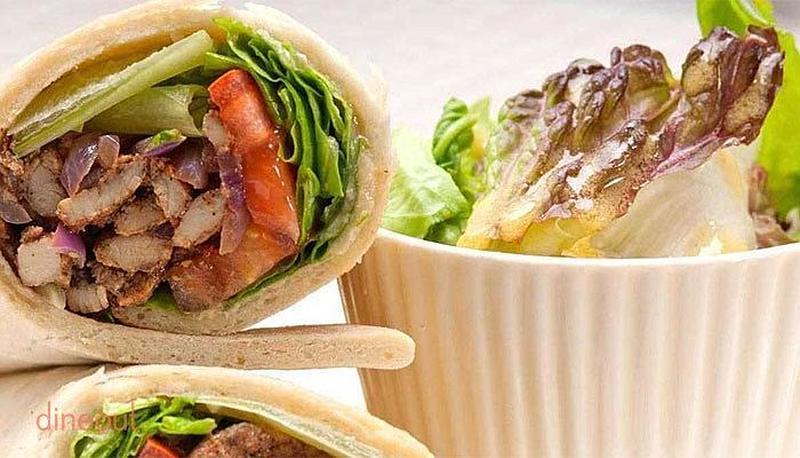 Seven - Shawarma & Burgers Koregaon Park