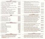 1 - The Restaurant Menu