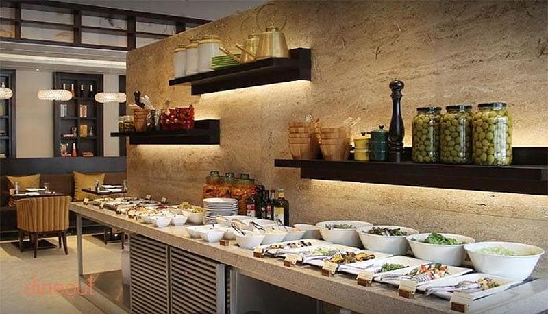 Jw Kitchen Bangalore Menu