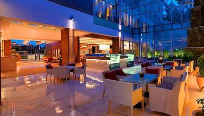 Mints - Radisson Blu Hotel, Greater Noida