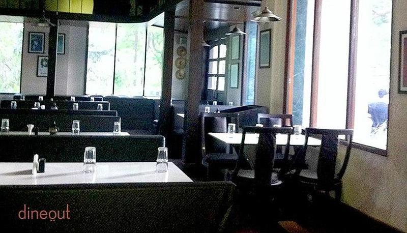 Poolside Cafe Viman Nagar