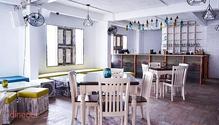 Thalassa - The Mediterranian Terrace Lounge restaurant