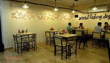Puppychino restaurant
