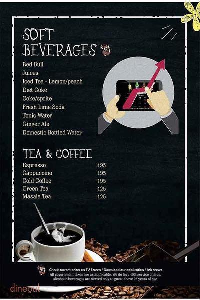 Cafe Dalal Street Menu 7