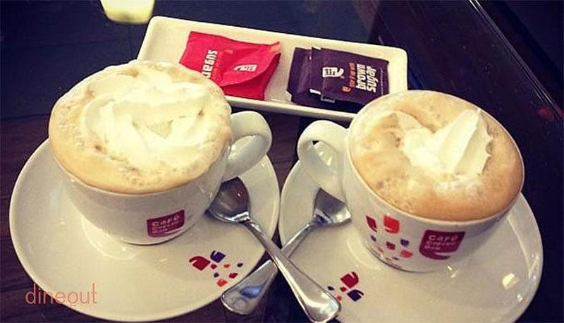 Cafe Coffee Day Sector 38A