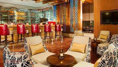 Copper Bar  - Crown Plaza Today New Delhi Okhla