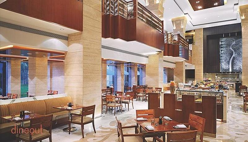 Cafe - Hyatt Regency Bhikaji Cama Place
