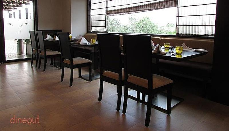 Kaffa - The Hans Hotel Connaught Place