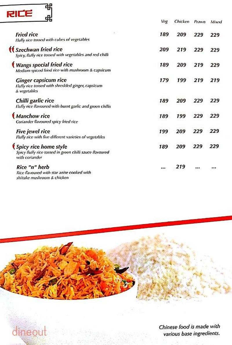 wang 39 s kitchen ashok nagar south chennai chennai