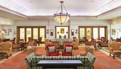 Bombay High - ITC Maratha Hotel