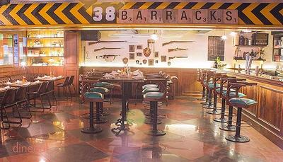 38 Barracks