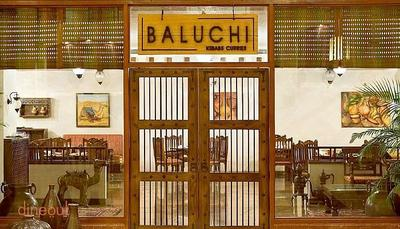 Baluchi - The LaLit Mumbai