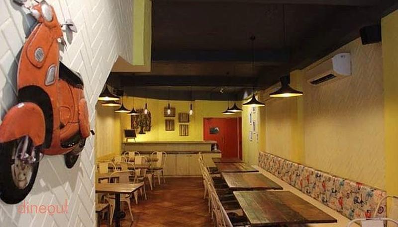 The Delhi Canteen Malviya Nagar