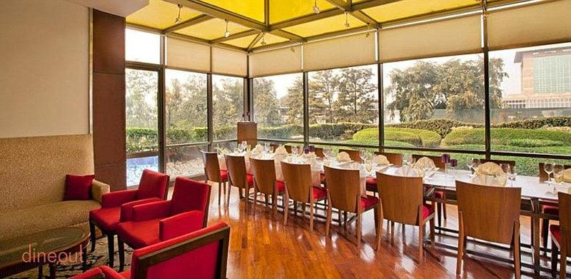 Pan Asian - Sheraton New Delhi Hotel Saket