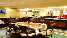 Promenade - Aditya Park Hotel restaurant
