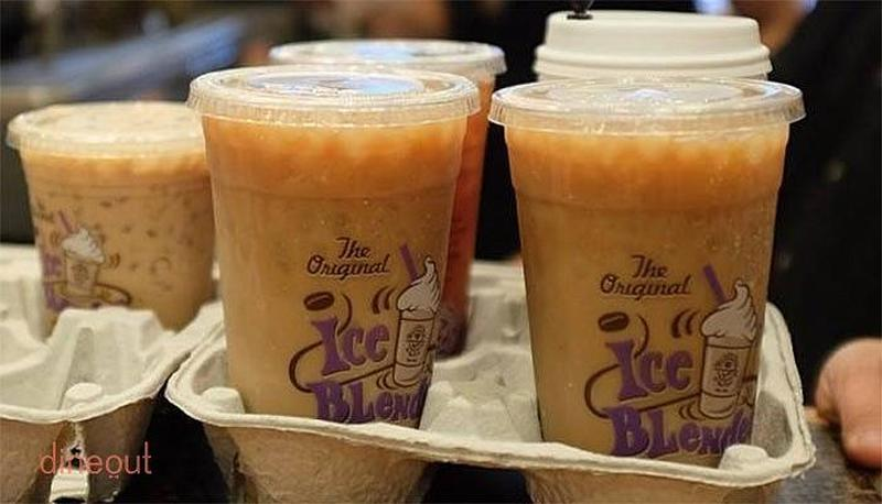 The Coffee Bean & Tea Leaf Palam